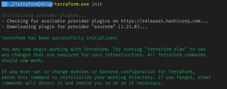 New Terraform Azure Automation Resources